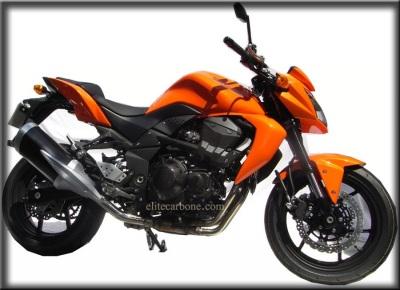 moto pare carter KAWASAKI z750 z 750: Pare carter accessoires tuning moto piste carénage moto carbone renfort kevlar acheter accessoires moto boutique pas cher protection   modelisme tissus de carbone