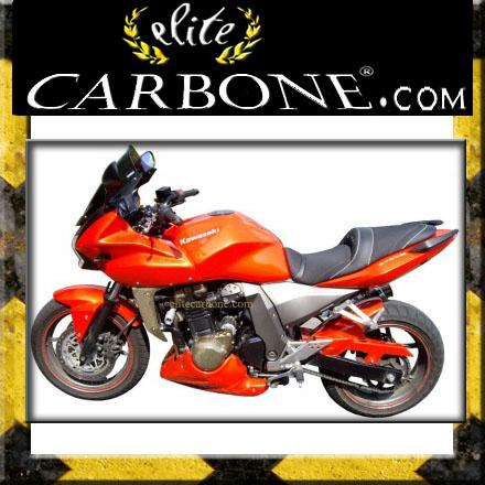 KAWASAKI z750 z 750: Pare carter accessoires tuning moto piste carénage moto carbone renfort kevlar acheter accessoires moto boutique pas cher protection   accessoires carbonne moto modelisme tissus de carbone