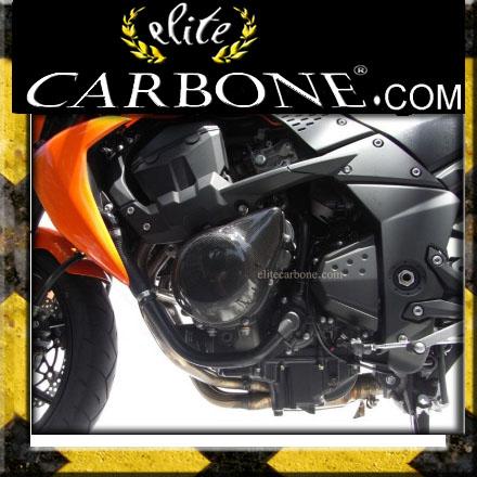 KAWASAKI z750 z 750: Pare carter accessoires tuning moto piste carénage moto carbone renfort kevlar acheter accessoires moto boutique pas cher protection