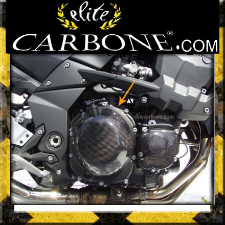 KAWASAKI z750 z 750: Pare carter accessoires tuning moto carbone renfort piste carénage moto  kevlar acheter accessoires moto boutique pas cher protection